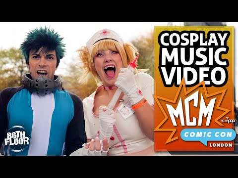 MCM London Comic Con October 2019 Cosplay Music Video - Don't Ever Change
