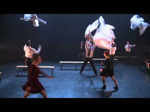 Noces extract (National Dance Company Wales)