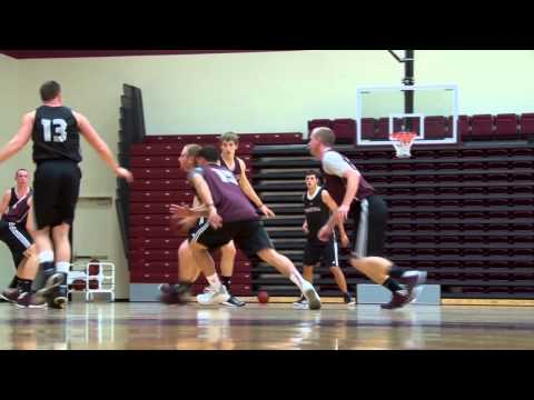 Alma College Men's Basketball - Preseason 2012-13