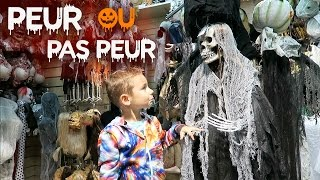 Video VLOG -  PEUR OU PAS PEUR ? HALLOWEEN 🎃 MP3, 3GP, MP4, WEBM, AVI, FLV Mei 2017