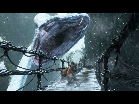 Sekiro: Great Serpent Boss Fight (world's First)