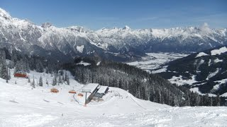 Video Skiing Trip Saalbach- Hinterglemm 2017 MP3, 3GP, MP4, WEBM, AVI, FLV Mei 2017