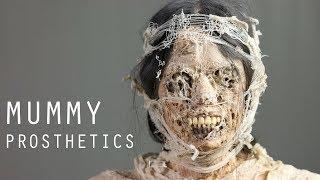 Video Making the Mummy Prosthetic | Freakmo MP3, 3GP, MP4, WEBM, AVI, FLV Januari 2018