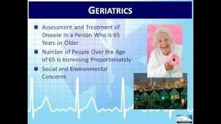 EMT 7-2:  Geriatrics