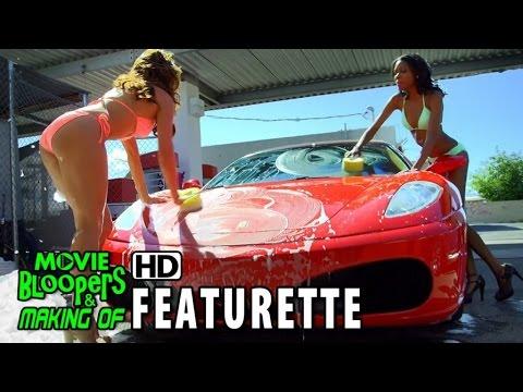 All American Bikini Car Wash (2015) Featurette - Cars
