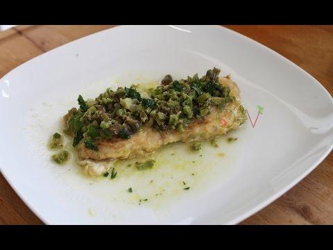 Cucinare pesce persico