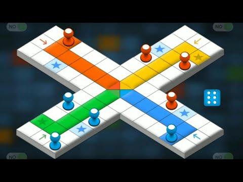 Ludo game in 2 players   Ludo game 2 players   Ludo 2020 star game   Ludo gameplay #149