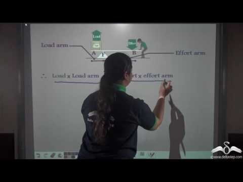 Principles of Levers