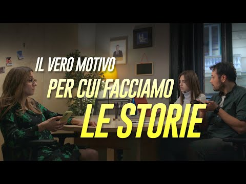 The Jackal - IL VERO MOTIVO per cui facciamo LE STORIE
