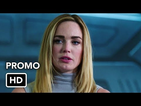 "DC's Legends of Tomorrow Season 3 ""Remake History"" Trailer (HD)"