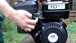 Jul 12, 2014 ... Subaru EX21 7hp, and chinese tav30 CVT Go Kart engine ... Timing & Chain nInstallation on a Subaru EX Series Engine - Duration: 3:03.
