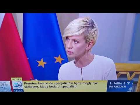 Morawiecki w Faktach po Faktach w 100 sekund