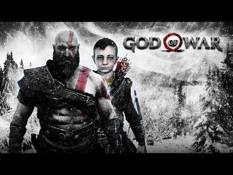 Прохождение God of War - третий стрим