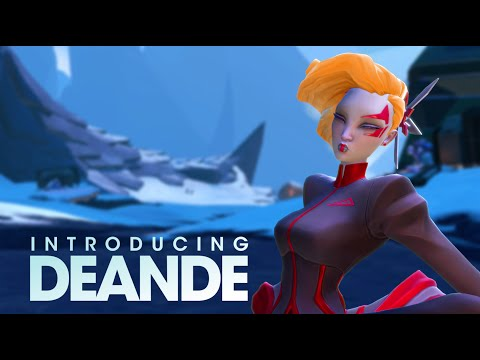 Battleborn: Deande – HD Character Highlight Trailer