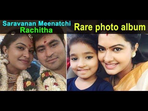 Video Saravanan Meenatchi Actress - Rachitha Family Rare Photos download in MP3, 3GP, MP4, WEBM, AVI, FLV January 2017