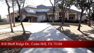 Cedar Hill (TX) United States  City pictures : 818 Bluff Ridge Dr., Cedar Hill, TX 75104 Reginald Wilson