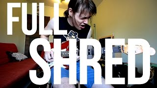 Seymour Duncan Full Shred (Motorhead Ace of Spades Cover)