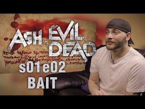 "Ash vs Evil Dead s01e02 ""Bait"" Reaction"