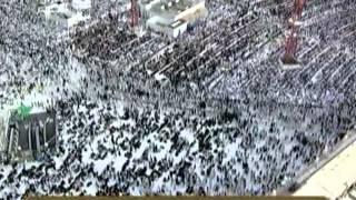 خطبة وصلاة عيد الفطر من الحرم المكي الشريف لعام 1433هـ -2