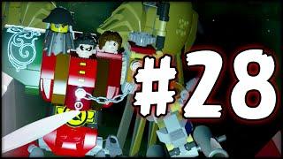 LEGO Dimensions - PART 28 - TRI BOSS FIGHT! (Gameplay Walkthrough HD)