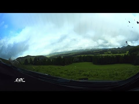 Azores Airlines Rallye 2018 - Lukyanuk's Mistake on SS2