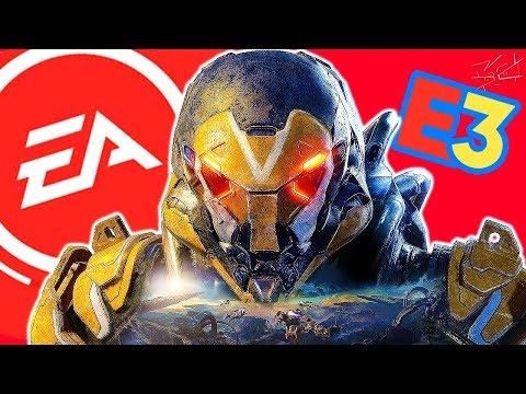 Конференция EA - E3 2018 - Anthem, Battlefield V, Unravel Two и FIFA 19