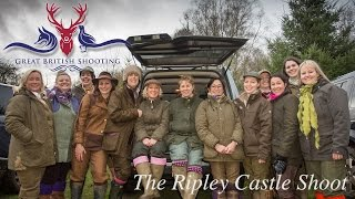 Ripley United Kingdom  City new picture : Driven Pheasant Shooting: The Ripley Castle Shoot
