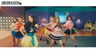 Video Girls' Generation X Red Velvet - Red Holiday (Mashup) MP3, 3GP, MP4, WEBM, AVI, FLV Februari 2018