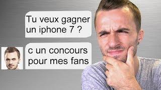 Video J'INFILTRE UN RÉSEAU D'ARNAQUEURS MP3, 3GP, MP4, WEBM, AVI, FLV Oktober 2017