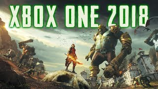 Video Top 40 NEW Xbox One Games of 2018 MP3, 3GP, MP4, WEBM, AVI, FLV Maret 2018