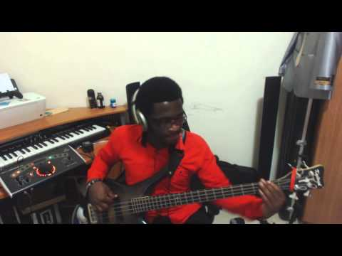 I've Got My Mind Made Up - Donnie McClurkin ~ Trailer (Bass Cover)