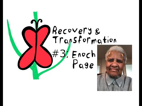 Growing up Transgender and Black in the 1960s: Dr. Enoch Page Episode #3