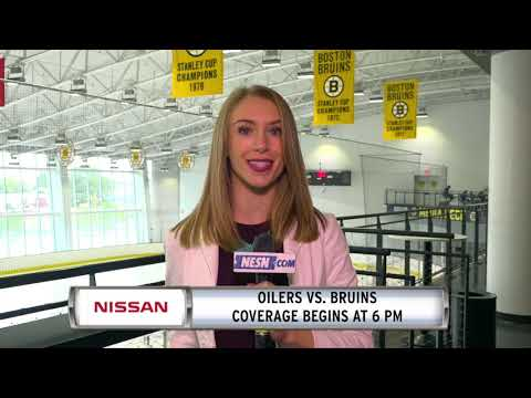 Video: Nissan Morning Drive: Bruins shake up second line ahead of showdown vs. Oilers