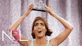 ¡Mela quiso robarse la corona de Nuestra Belleza Latina VIP!