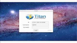 Demo Theater: Titan For OpenStack, Made In Hong Kong