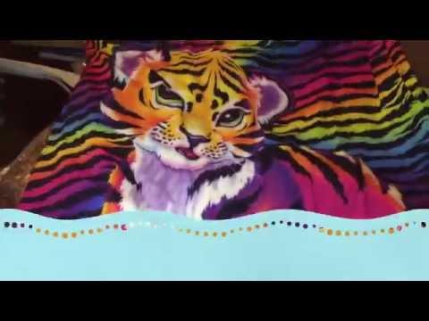 Lisa Frank Rage On! & Ebay Unboxing
