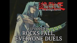 Video Episode 81 - Rocks Fall, Everyone Duels MP3, 3GP, MP4, WEBM, AVI, FLV Juni 2019