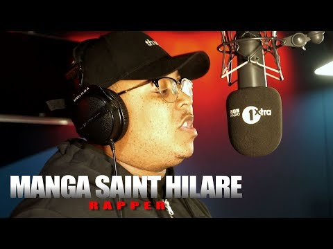 Manga Saint Hilare – Fire In The Booth (part 1)