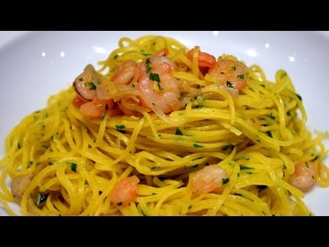tagliolini veloci e gustosi - ricetta