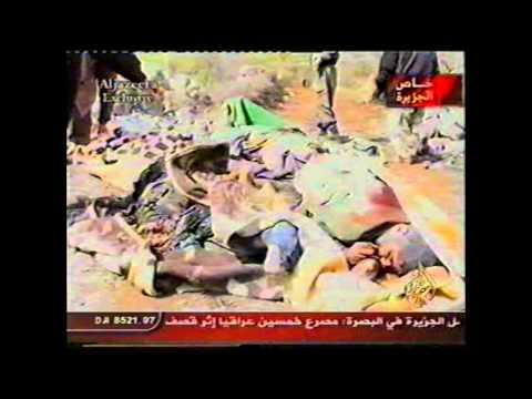 تحذير للمجاهدين بسوريا بداية الهجوم الامريكي على العراق قصفت المجاهدين قبل قوات صدام فيديو توثيقي