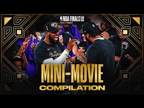 NBA Finals Mini-Movie FULL Compilation 🏆