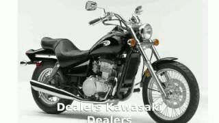 9. 2005 Kawasaki Vulcan 500 LTD - Info