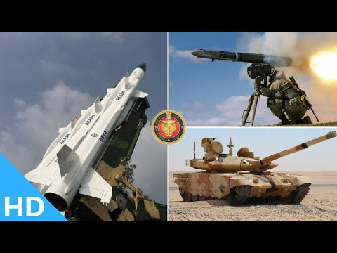 Indian Defence Updates : 10,000 Cr Akash Mark1S Order,New 3rd Gen ATGM,APU For T-90,New EW Approved