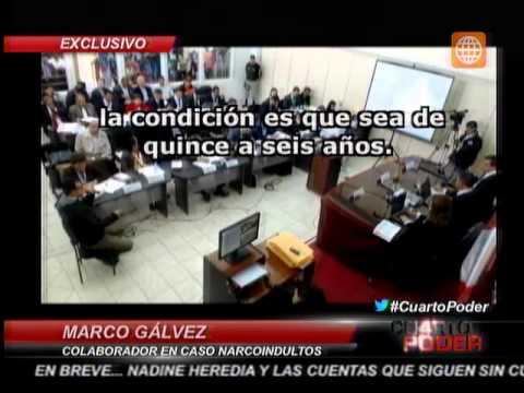 Caso narcoindultos: nuevo giro tras declaraciones de testigos