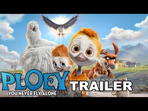 PLOEY - You Never Fly Alone Trailer - Arni Asgeirsson