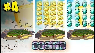 The BEST Island In The Pack - Minecraft Cosmic Sky #4
