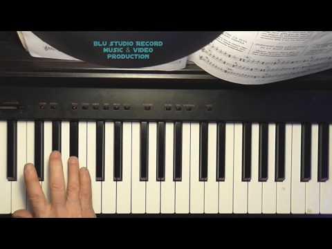 Tutorial scale e tonalità al pianoforte - SI Maggiore e SOL# Minore