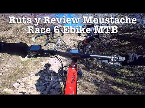 Rutón y Review E-bike MTB Moustache Race 6
