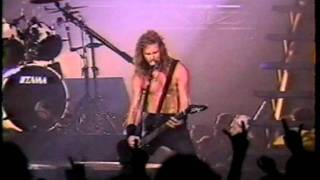 Fargo (ND) United States  city photo : Metallica - Battery (on BC Rich) [1992.05.15] (Fargo, ND, USA)