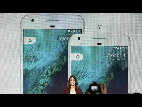 Google: Στη «μάχη» της αγοράς κινητών με το Pixel